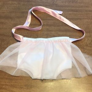 Mudpie Pink Tulle Tutu Infant 0-6 Months